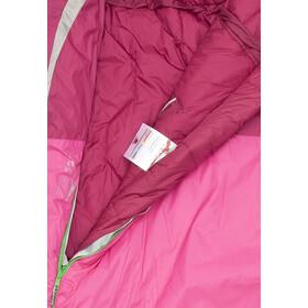 Mammut Kompakt MTI 3-Season Sleeping Bag 170cm Women pink-dark pink